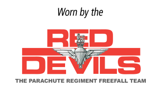 Worn By The Red Devils